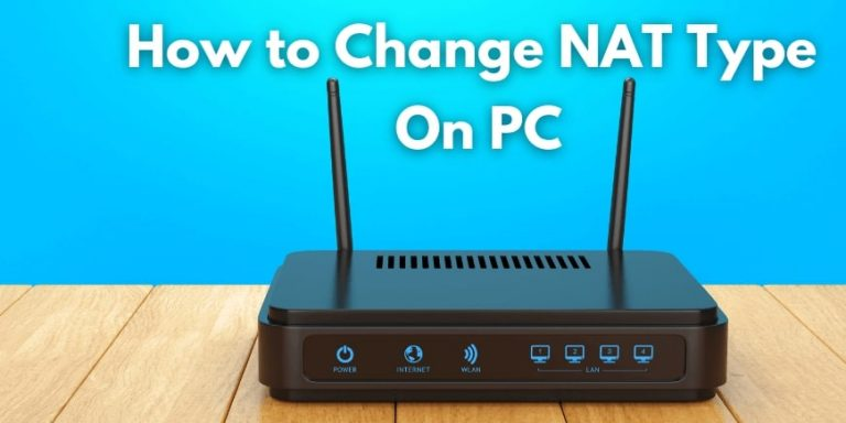 how to Change NAT Type PC