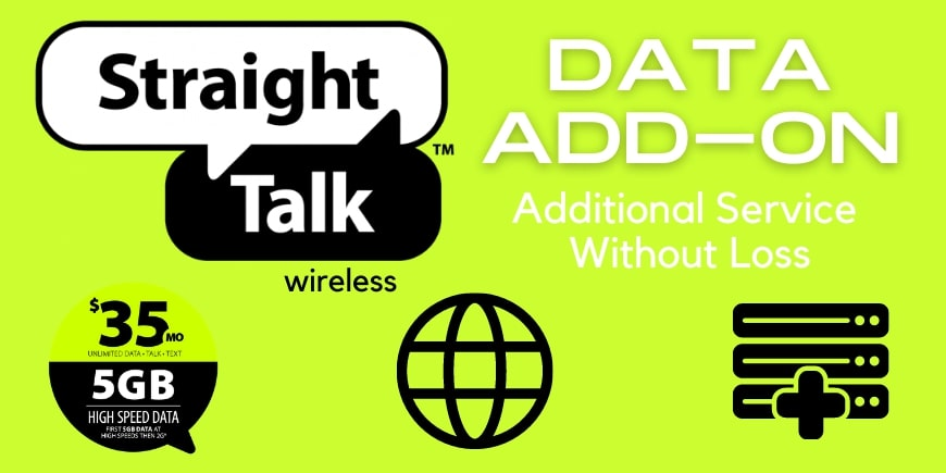 Straight Talk Data Add On 2GB LTE COUPON Working 2021
