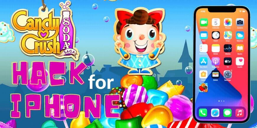 Candy Crush Hack iPhone without Jail Break FREE